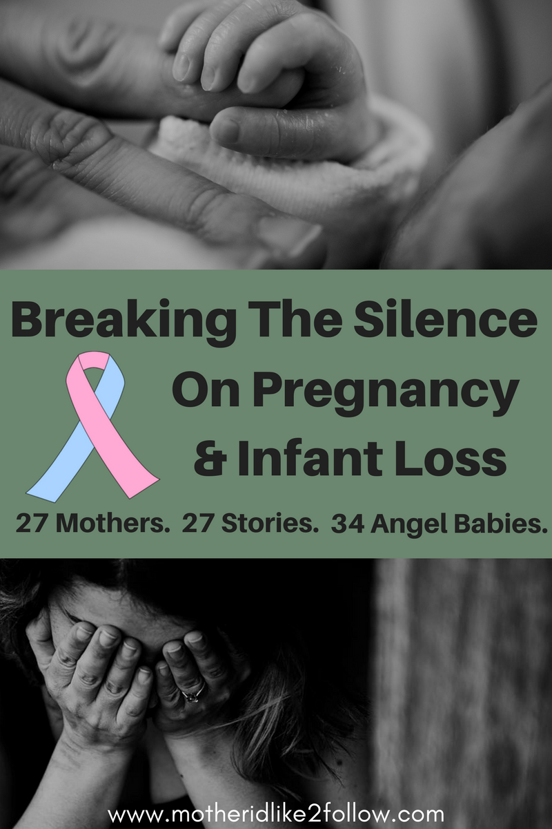 Breaking The Silence On Pregnancy and Infant Loss
