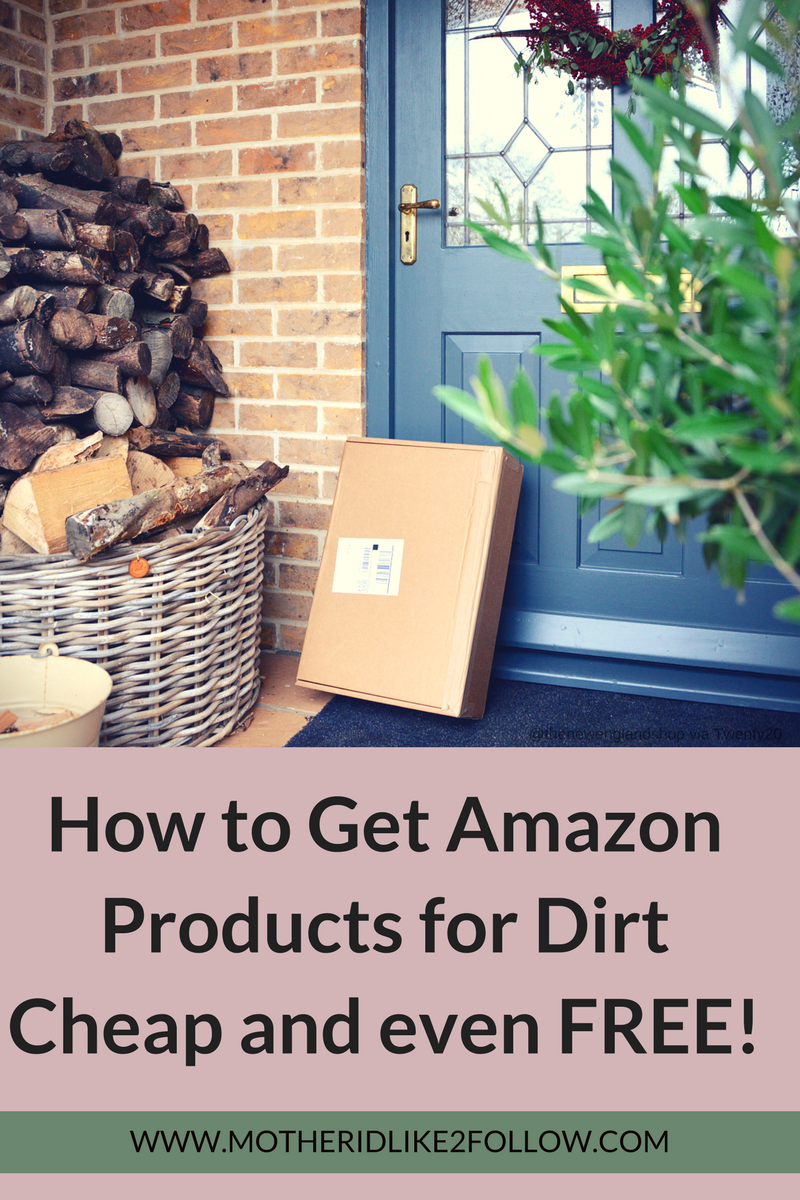 How to Get Amazon Products for Dirt Cheap And Even Free